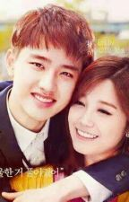 Can I be your real couple? --- we got married version,,, EXOPINK--KyungJi by izah96