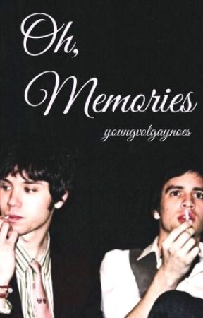 Oh, Memories ⚣ ryden one shot by youngvolgaynoes