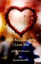 One Thousand reasons why i love you  Jeron Teng - Mika Reyes fanfic by sandaedate88