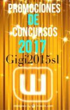 Promociones De Concursos 2017 by Gigi2015sl
