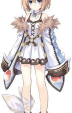 Blanc x Reader (Hyperdimension Neptunia Fanfic) by Souldemon35