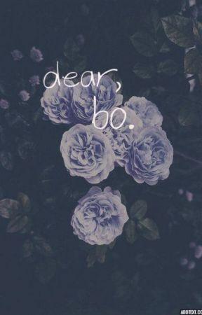 dear, bo. by Warrior-