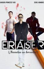 Eraser (StarkQuill Soulmate) by SakkuraPrincessYaoi