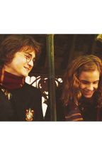 Cruzando Sonrisas | Harry y Hermione by midulcerey