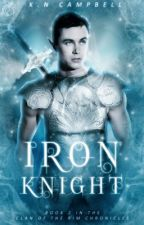 Iron Knight - Clan of the Rim Chronicles #2 by KN_Campbell