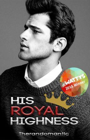 His Royal Highness by therandomantic