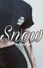 Snow // Zianourry by -kingnarrie