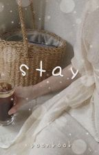Stay ☪[Yoonkook] by Mxststueck