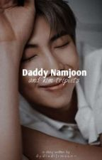 Daddy Namjoon and Kim Triplets by takatamon