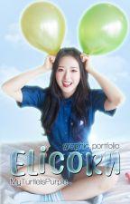 Elicorn (graphic portfolio/covershop) by MyTurtleIsPurple