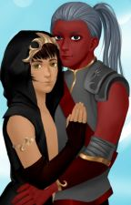 Dating A Sith's Daughter by CherryPringle0w1
