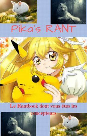 Pika's RANT by littledream63