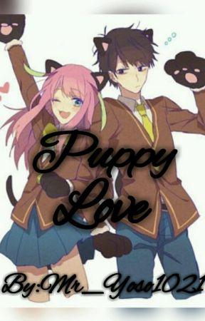 Puppy Love  by Mr_Yoso1021
