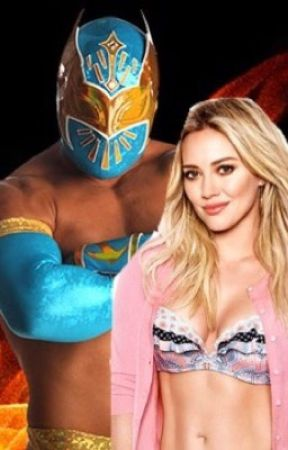 The Masked Man and Angel(Sin Cara) by ReesesLuver