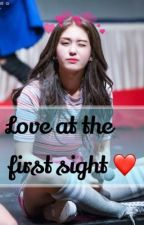 Love at the first  sight [MARK LEE X JEON SOMI] by mxrkookie