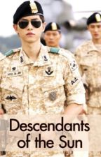 DESCENDANTS OF THE SUN by aneeNil