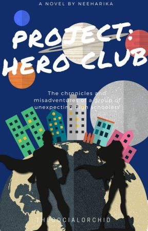 Project: Hero Club by thesocialorchid