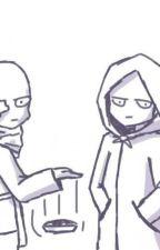 Komiksy UT tak chore, że godne Waszych oczu by NekomataYoko
