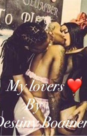 My lovers ❤️ by bellaD99