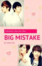 Big mistake (Woogyu) by AprilKay300