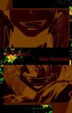 ¿MI TRABAJO?... ¡REY DEMONIO! by NajuYacomon