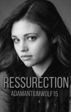 RESURRECTION /// V.Bruntley  by adamantiumwolf15