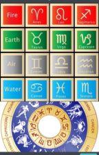 *_Zodiac Signs_* by Saretterellina33