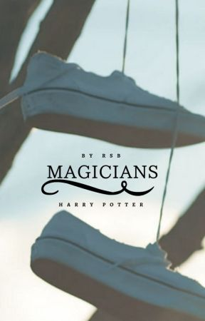 magicians; harry potter by somniatis_