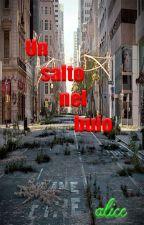 Salto nel buio by AlicePincopanco
