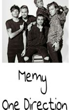 Memy➡One Direction by _Moonlight_xoxo