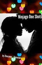 One Shots- Ninjago /na zamówienie/ by Zboczony_Ziemniak