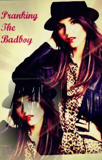 Pranking The Badboy <3