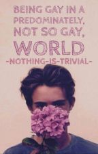 Being Gay in A Predominately, Not So Gay, World by -Nothing-Is-Trivial-