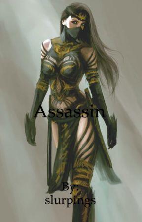 Assassin by slurpings