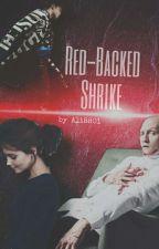 Red-backed shrike Gotham-Fanfiction by Ali8801