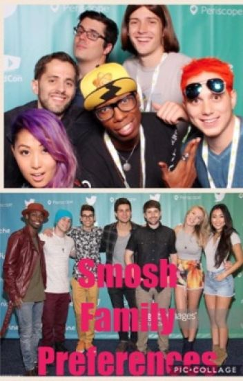 members of smosh