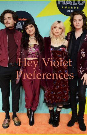 Hey Violet Imagines by laurenpvrisx