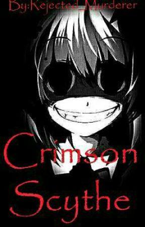 Crimson Scythe by Rejected_Murderer