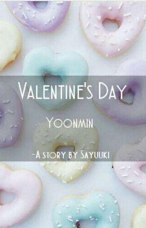 Valentine's Day - Yoonmin by Sayuuki-