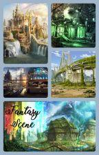 Concurso Fantasy Scene by AnneScarlett