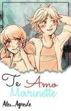 Te amo Marinette +18 (MLB AU) by Ales_Agreste