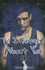 Til I Forget About You |OS|  by SleepwalkerH
