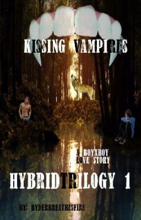 Kissing Vampires (HT1) by RyderRyanneTowers
