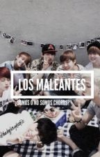 Los Maleantes ; [BTS]  by slowjeon