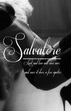 Salvatore   COMING SOON   by RacyLee