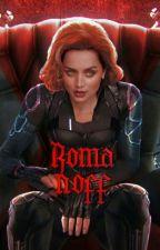 romanoff ↯ steve rogers by -whiteshadows