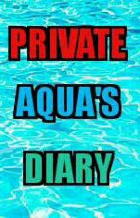 Aqua's Diary by Iamlostsometimes