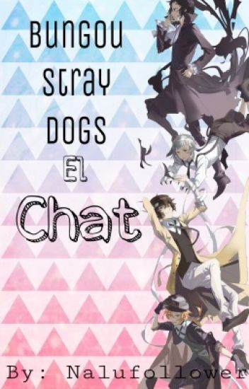 Bungou stray dogs, el chat!