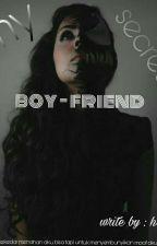 My Secret Boyfriend by hanyramsita16