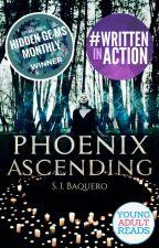 Phoenix Ascending by illeanasophia